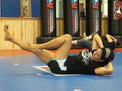 atafit - stomach exercises